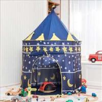 Deciji sator- Dvorac plavi