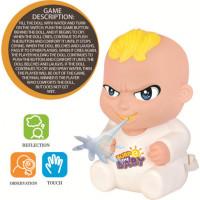 Burp The Baby drustvena igra – Nateraj bebu da prska vodu