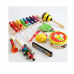 Edukativni deciji drveni set od 8 instrumenata