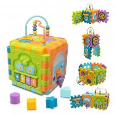 Edukativna puzzle kocka