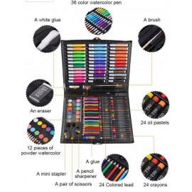 Set za crtanje crni