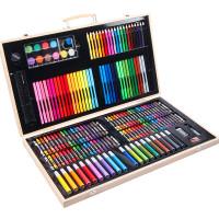 Kofer sa svim priborom za crtanje i slikanje