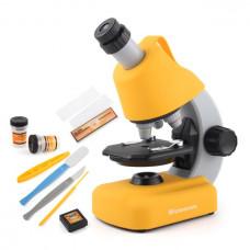 Dečiji mikroskop sa sočivima u boji