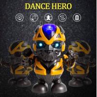 Dance hero robot