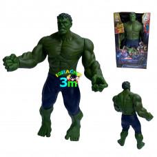 Velika akciona figura Hulk sa svetlom i zvukom