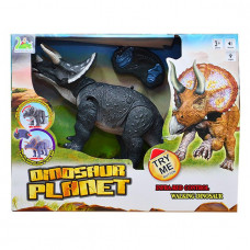 Dinosaurus Triceratops na daljinsko upravljenje
