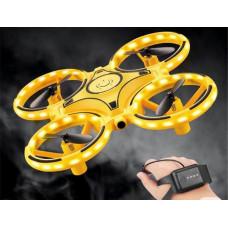 Magicni Dron- kontrola pokretom ruke