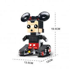 Mickey Mouse kocke na daljinski