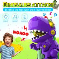 Aparat za balončiće dinosaurus