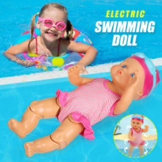 Lutka koja pliva