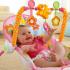 Njihalica i stolicica za bebe roze