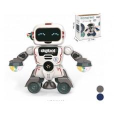 Robot sa disko kuglama