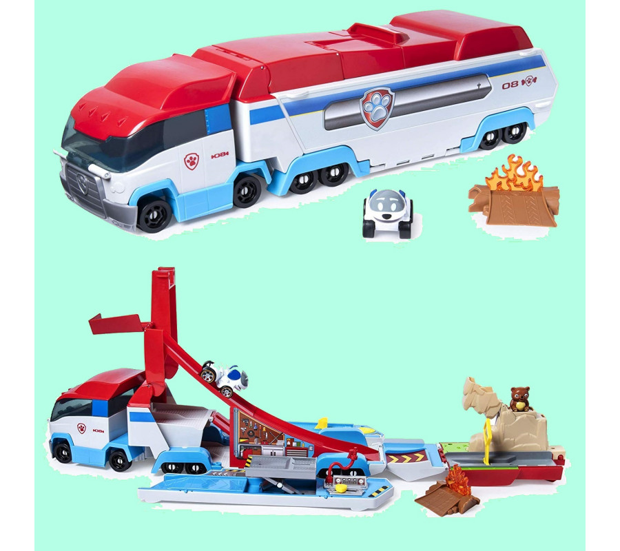 Patrolne sape autobus kamper 2u1