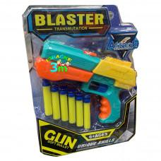 Pistolj sa sundjerastim metkicima Blaster
