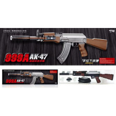 Puska AK47 na plasticne kuglice